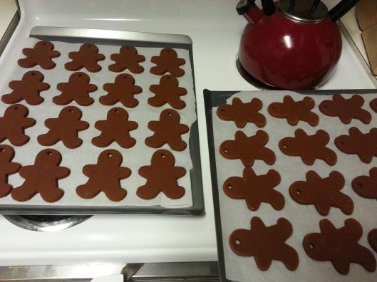 Baking Ornaments