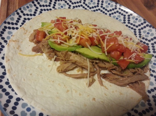 Spicy Pulled Pork Tacos